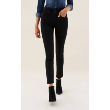 Forudbestil Sorte Salsa Push In Secret jeans