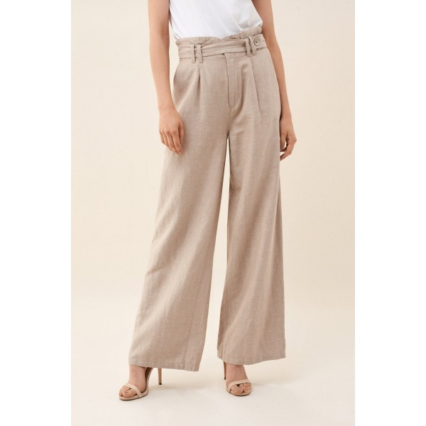 Loose bag pants